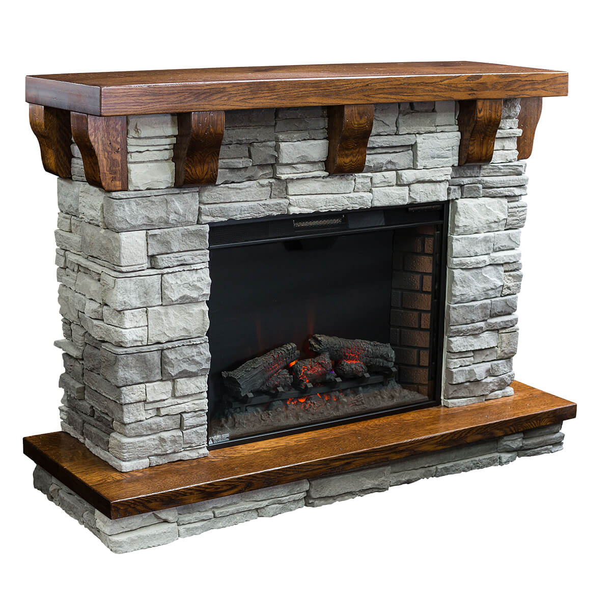 living furniture fireplaces