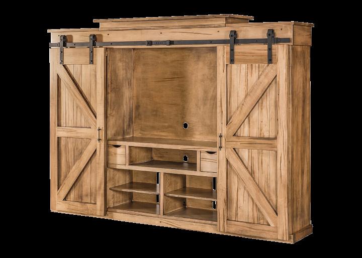 hardwood entertainment furniture